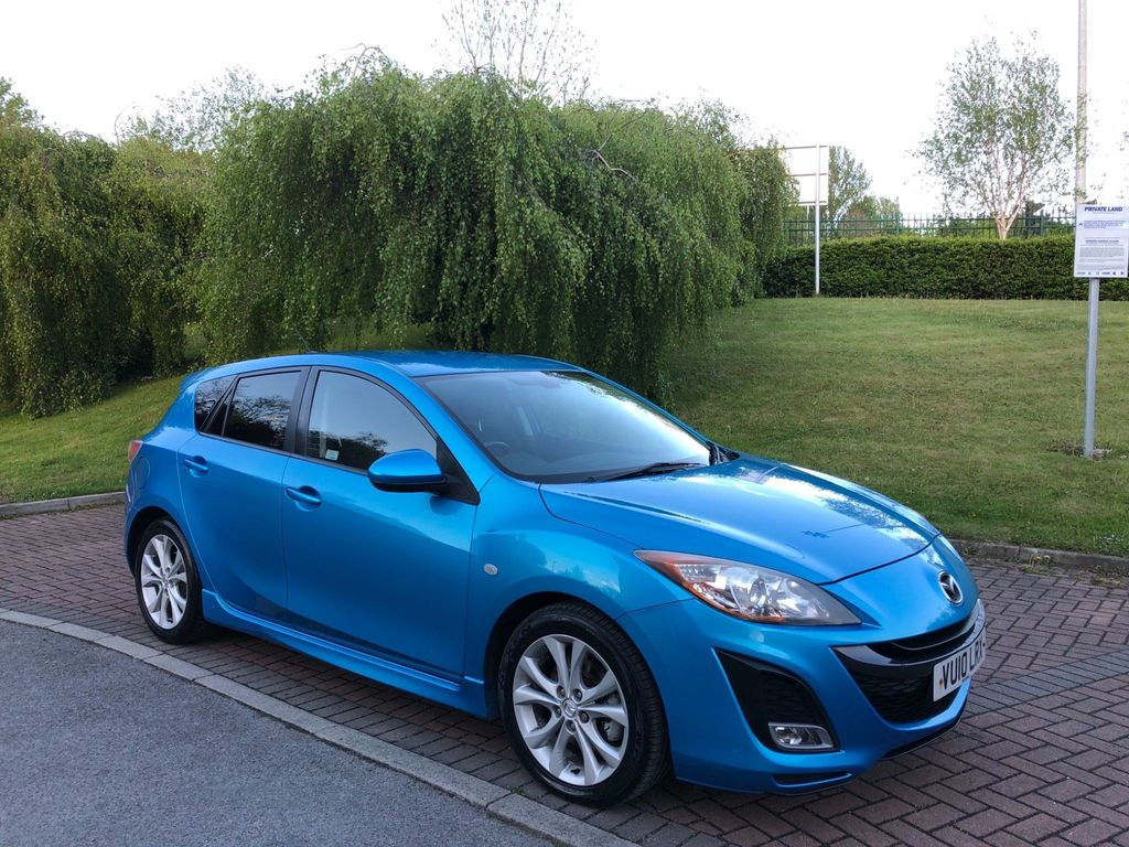 Mazda Mazda3 Hatchback 2.2d Sport 5dr