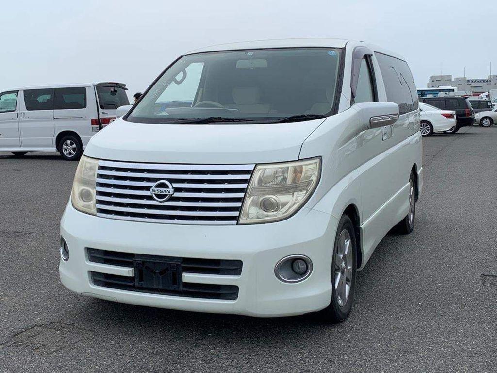 Nissan Elgrand MPV V Aero 2.5 Petrol Auto Low Miles