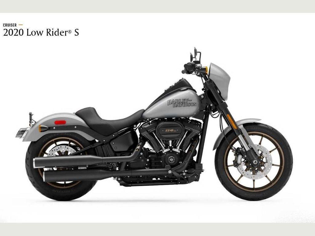 Harley-Davidson Softail Custom Cruiser 1870 Low Rider S