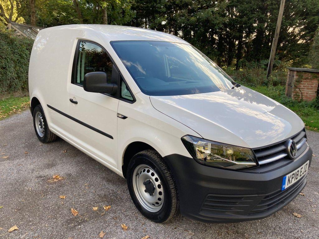 Volkswagen Caddy Panel Van 2.0 TDI C20+ Startline EU6 (s/s) 5dr
