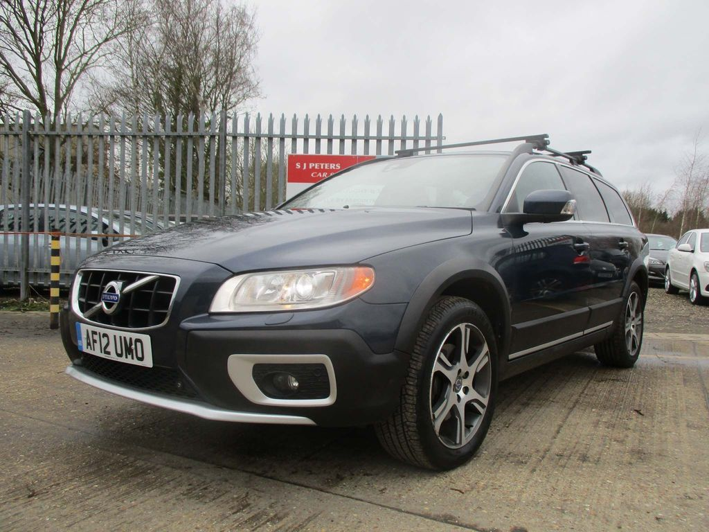 Volvo XC70 Estate 2.4 D5 SE Lux Geartronic AWD 5dr