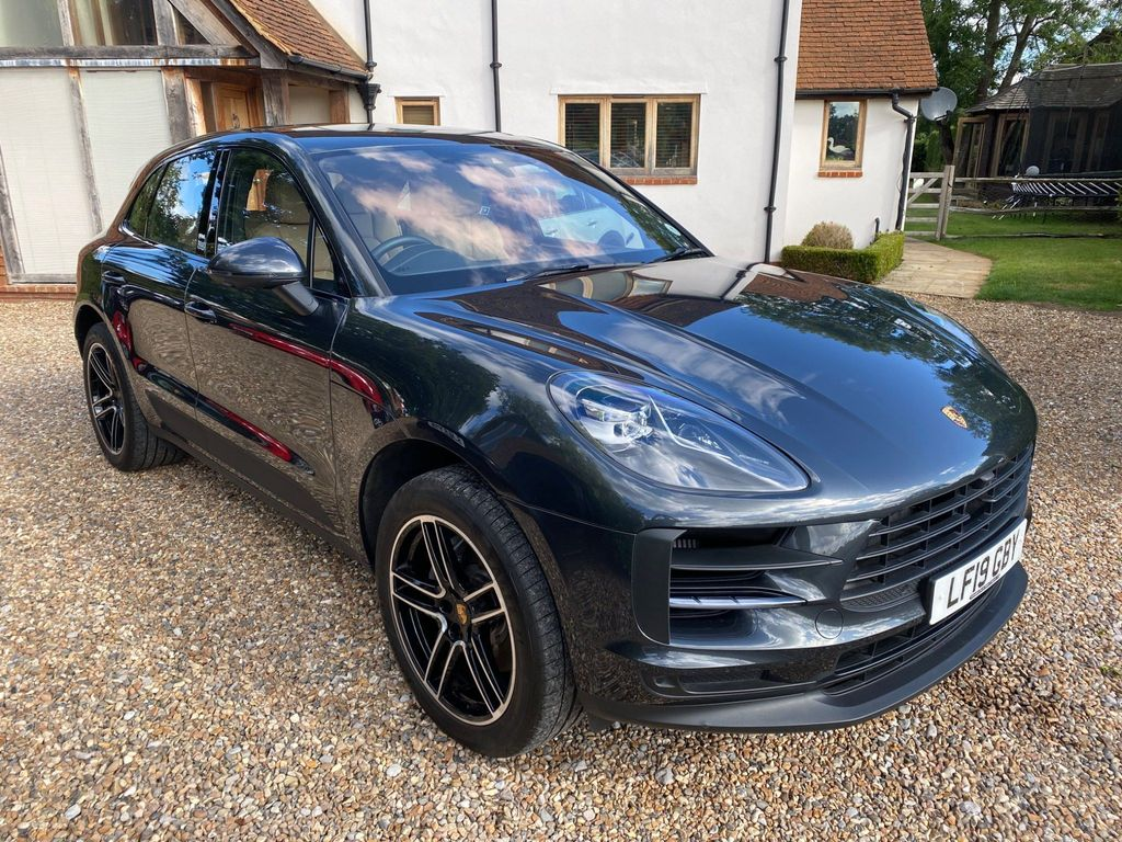 Porsche Macan SUV 3.0T V6 S PDK 4WD (s/s) 5dr