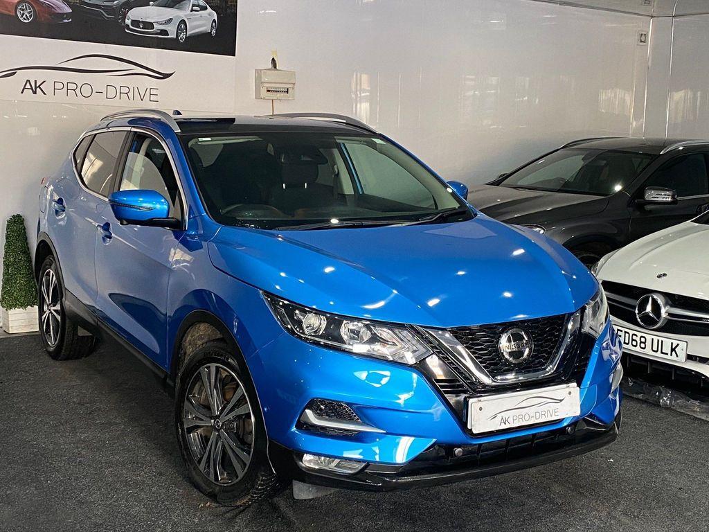 Nissan Qashqai SUV 1.2 DIG-T N-Connecta (s/s) 5dr