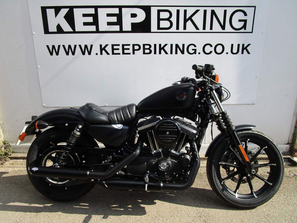 Harley-Davidson Sportster Custom Cruiser 883 XL N Sportster Iron Custom Cruiser