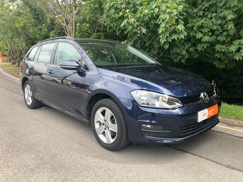 Volkswagen Golf Estate 1.4 TSI BlueMotion Tech Match Edition DSG (s/s) 5dr