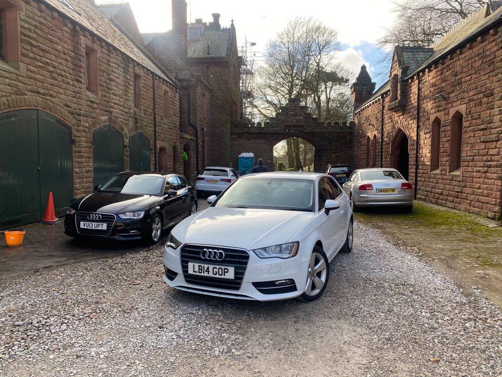 Audi A3 Hatchback 1.4 TFSI Sport S Tronic 3dr