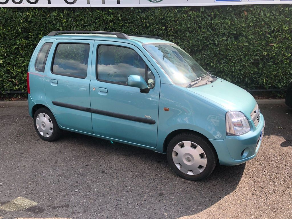 Vauxhall Agila Hatchback 1.2i Enjoy 5dr