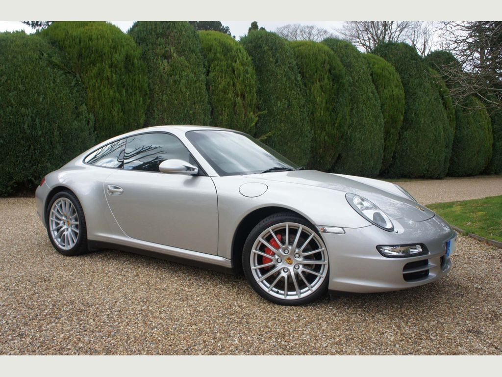 Porsche 911 Coupe 3.8 997 Carrera 4S Tiptronic S AWD 2dr