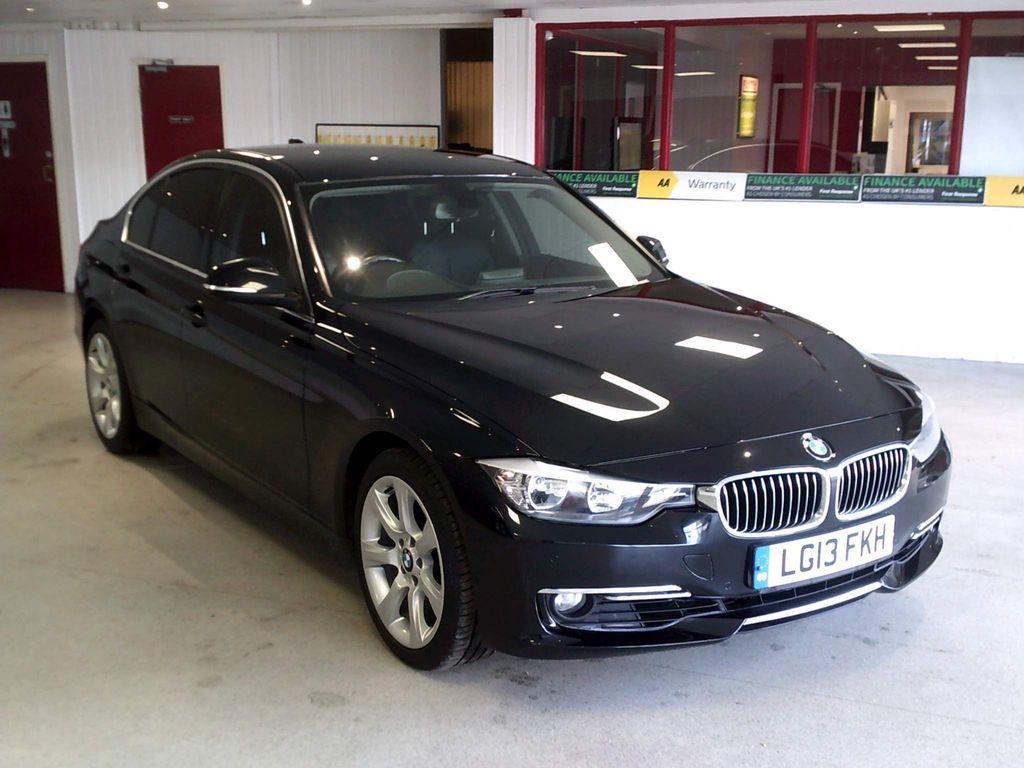 BMW 3 Series Saloon 3.0 330d Luxury Sport Auto (s/s) 4dr