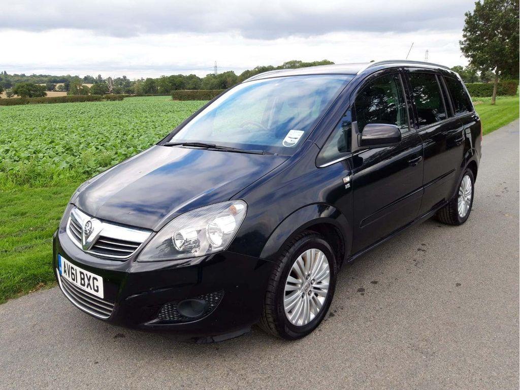 Vauxhall Zafira MPV 1.8 i Excite 5dr