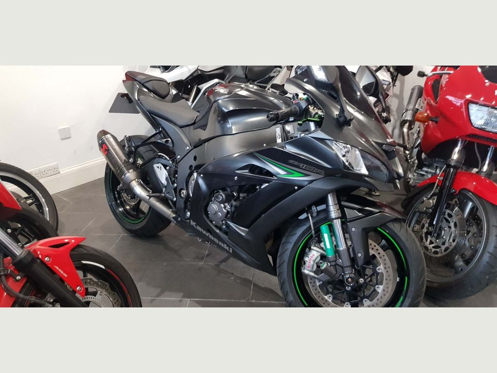 Kawasaki ZX-10R Super Sports 1000 Ninja ABS Super Sports
