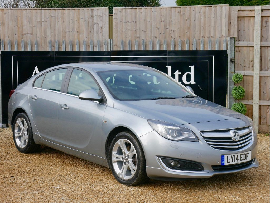 Vauxhall Insignia Hatchback 2.0 CDTi Limited Edition 5dr