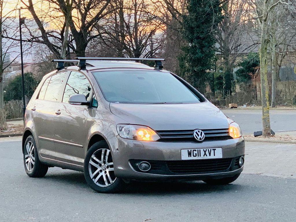 Volkswagen Golf Plus Hatchback 1.6 TDI BlueMotion Tech SE DSG 5dr