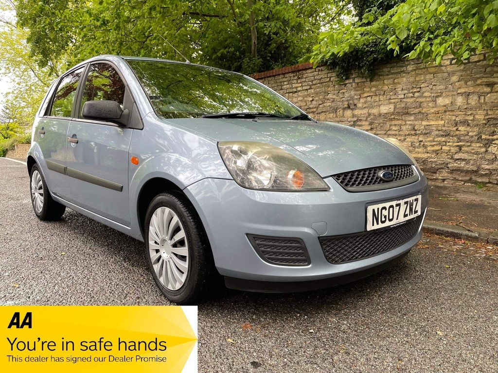 Ford Fiesta Hatchback 1.25 Style Climate 5dr