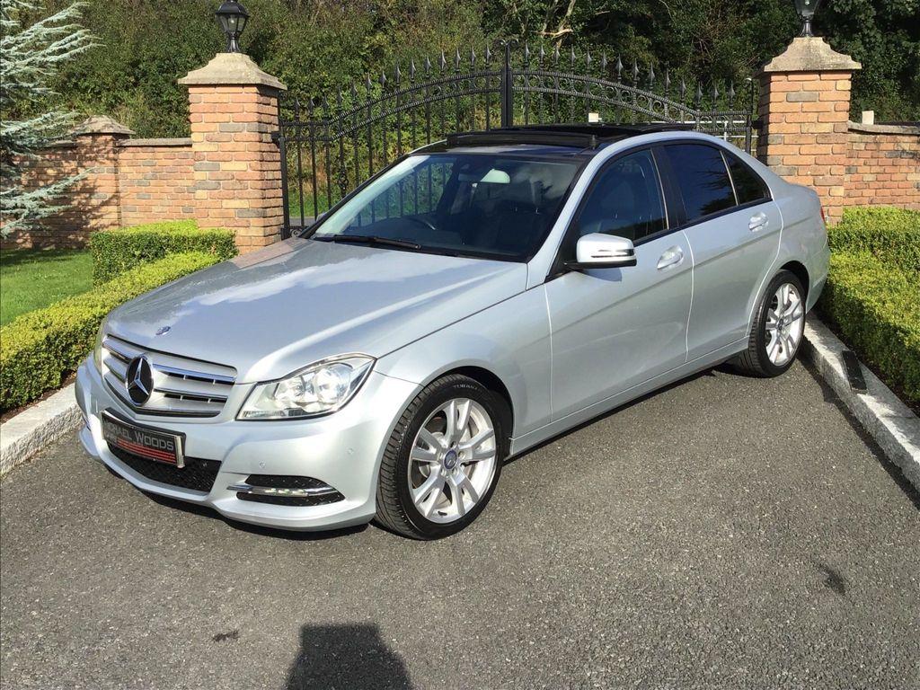 Mercedes-Benz C Class Saloon 2.1 C200 CDI SE (Executive Premium Plus) 7G-Tronic Plus 4dr