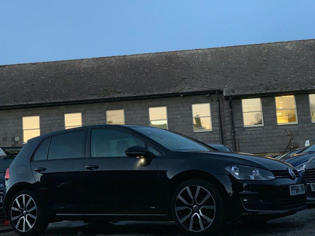 Volkswagen Golf Hatchback 2.0 TDI BlueMotion Tech GT DSG (s/s) 5dr