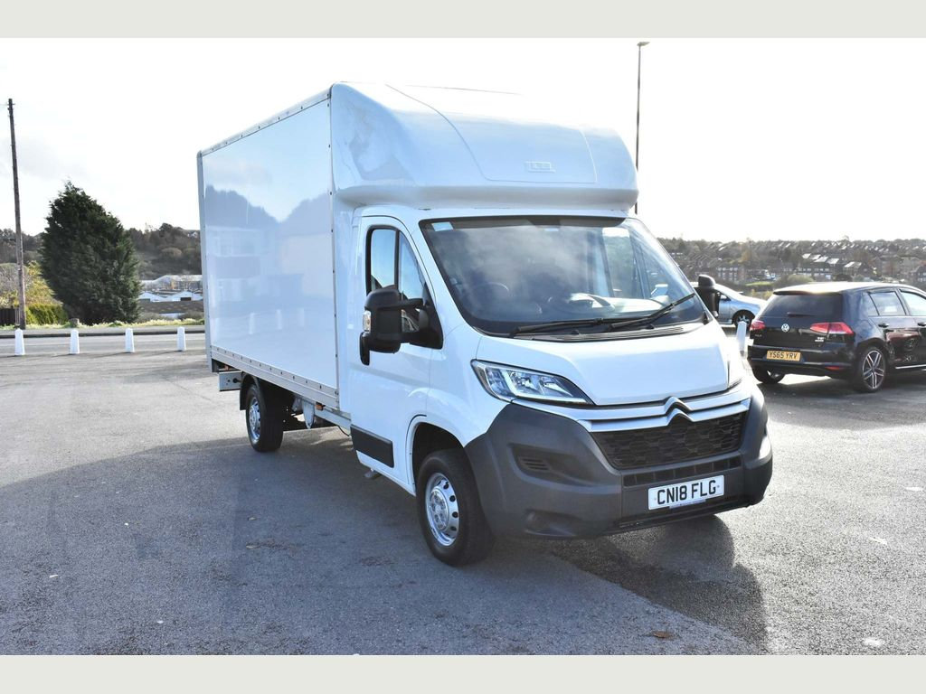 Citroen Relay Luton 2.0 BlueHDi 35 Enterprise L3 EU6 3dr