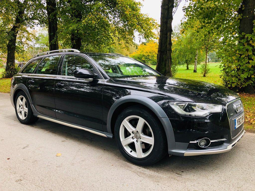 Audi A6 Allroad Estate 3.0 TDI S Tronic quattro 5dr