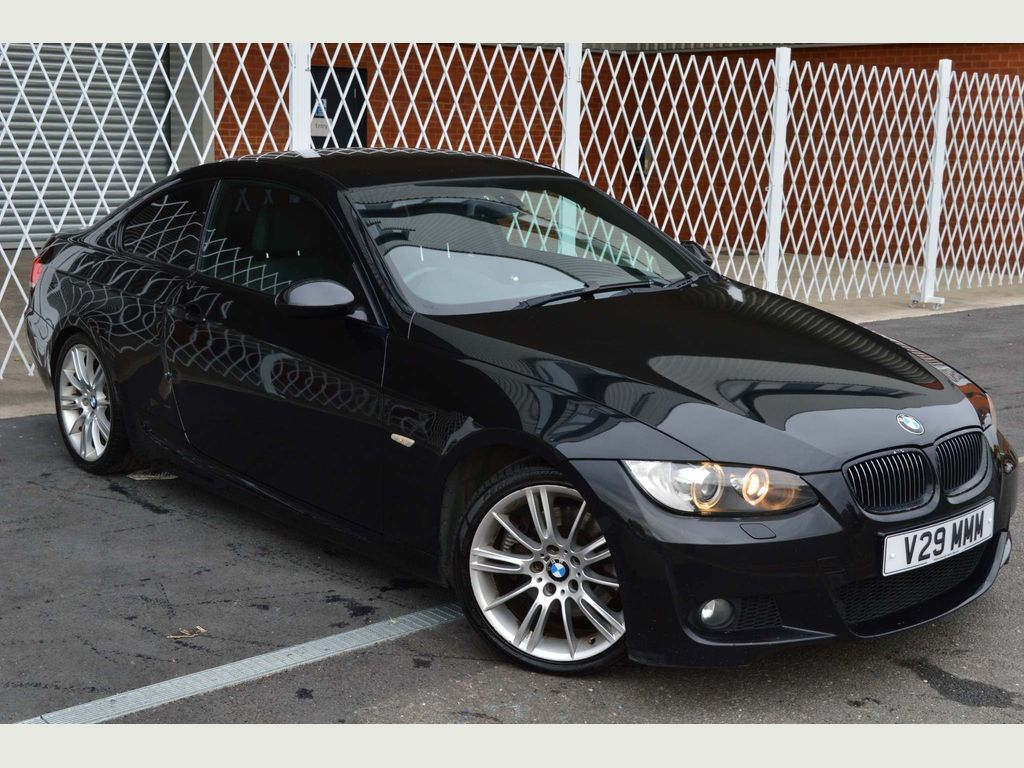 BMW 3 Series Coupe 2.5 325i M Sport 2dr