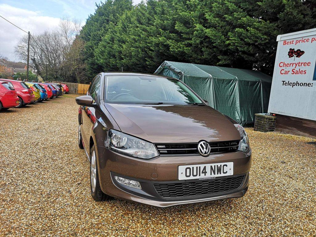 Volkswagen Polo Hatchback 1.2 Match Edition 3dr
