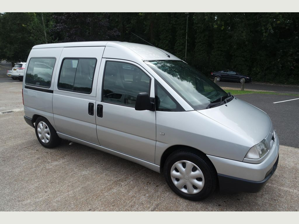 Citroen Dispatch Other 2.0 HDi 900 Window Van 5dr