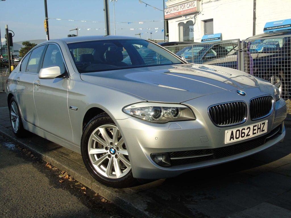BMW 5 Series Saloon 2.0 528i SE 4dr