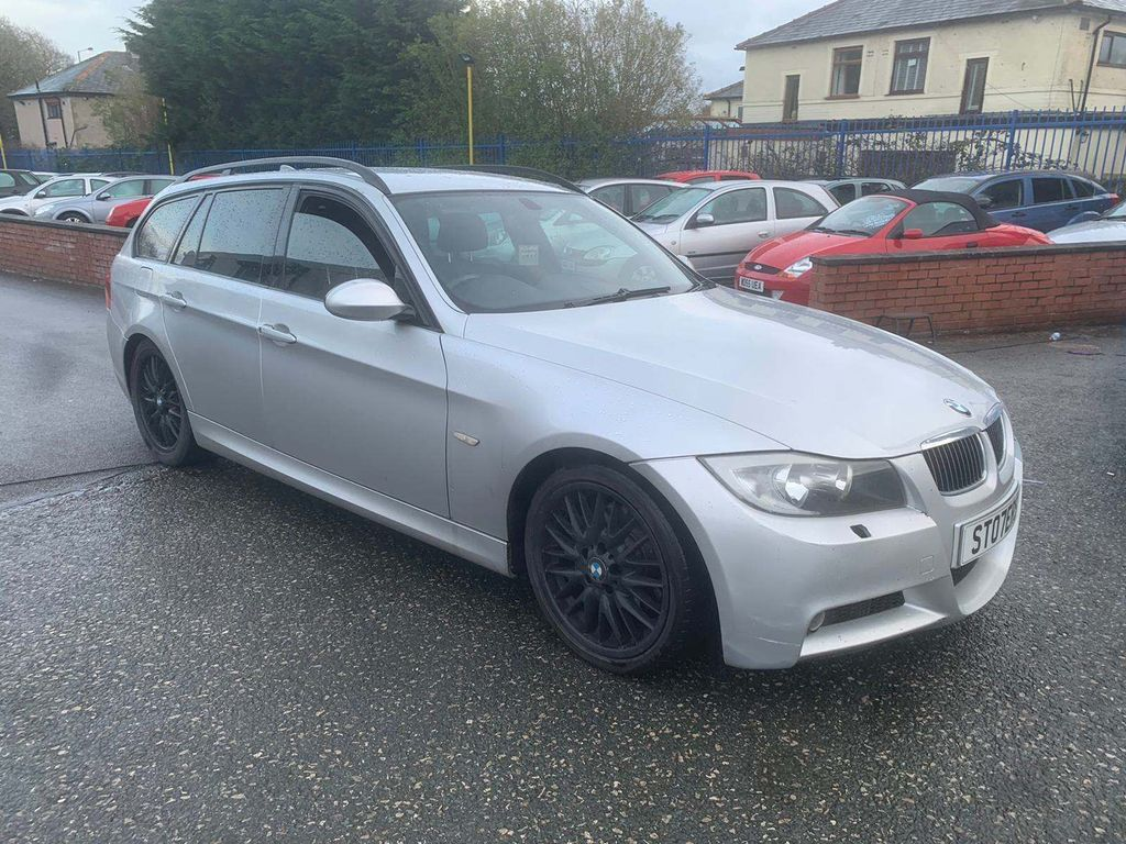 BMW 3 Series Estate 2.0 320i M Sport Edition Touring 5dr