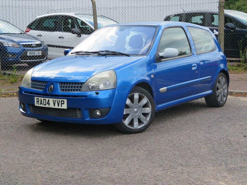 Renault Clio Hatchback 2.0 16v Renaultsport 3dr