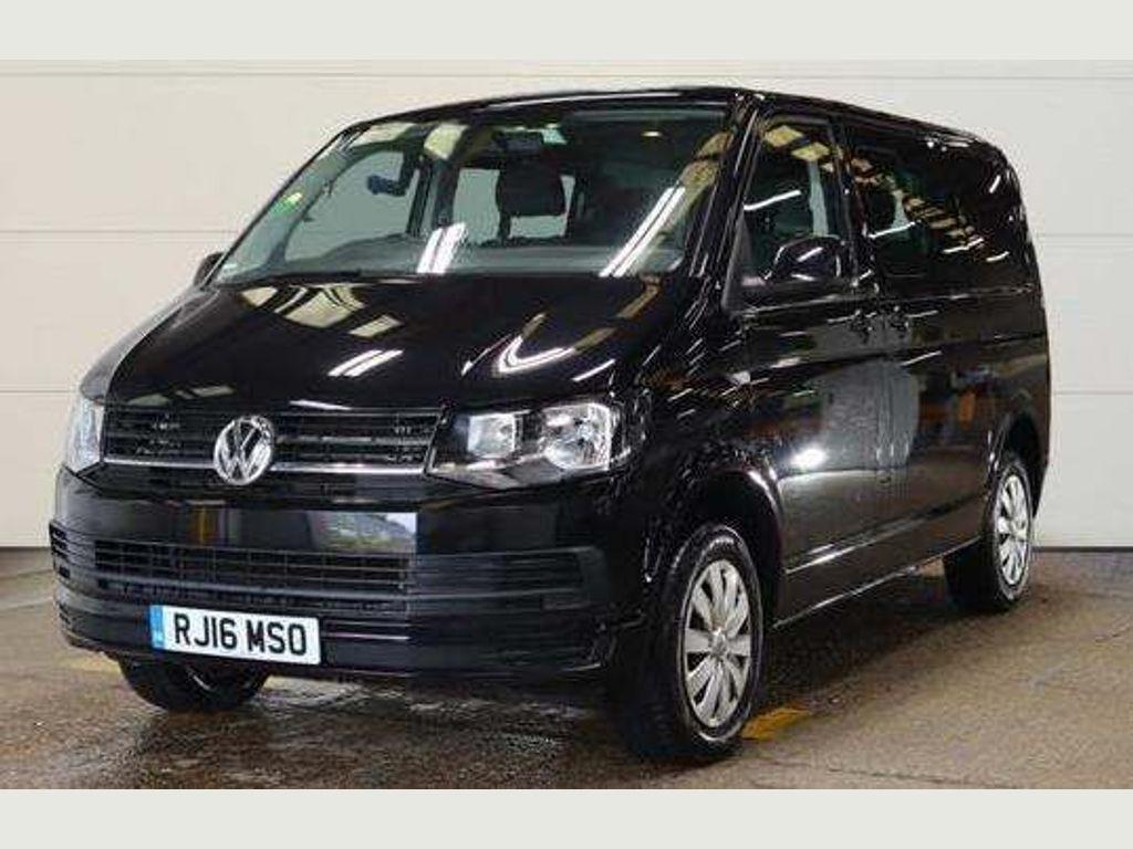 Volkswagen Transporter Other 2.0 TDI T30 BlueMotion Tech Trendline Crew Van FWD (s/s) 5dr
