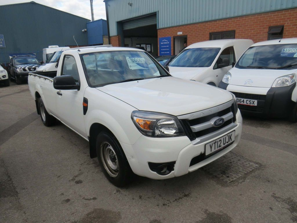 Ford Ranger Pickup 2.5 TDCi XL Super Cab Pickup 4x2 2dr