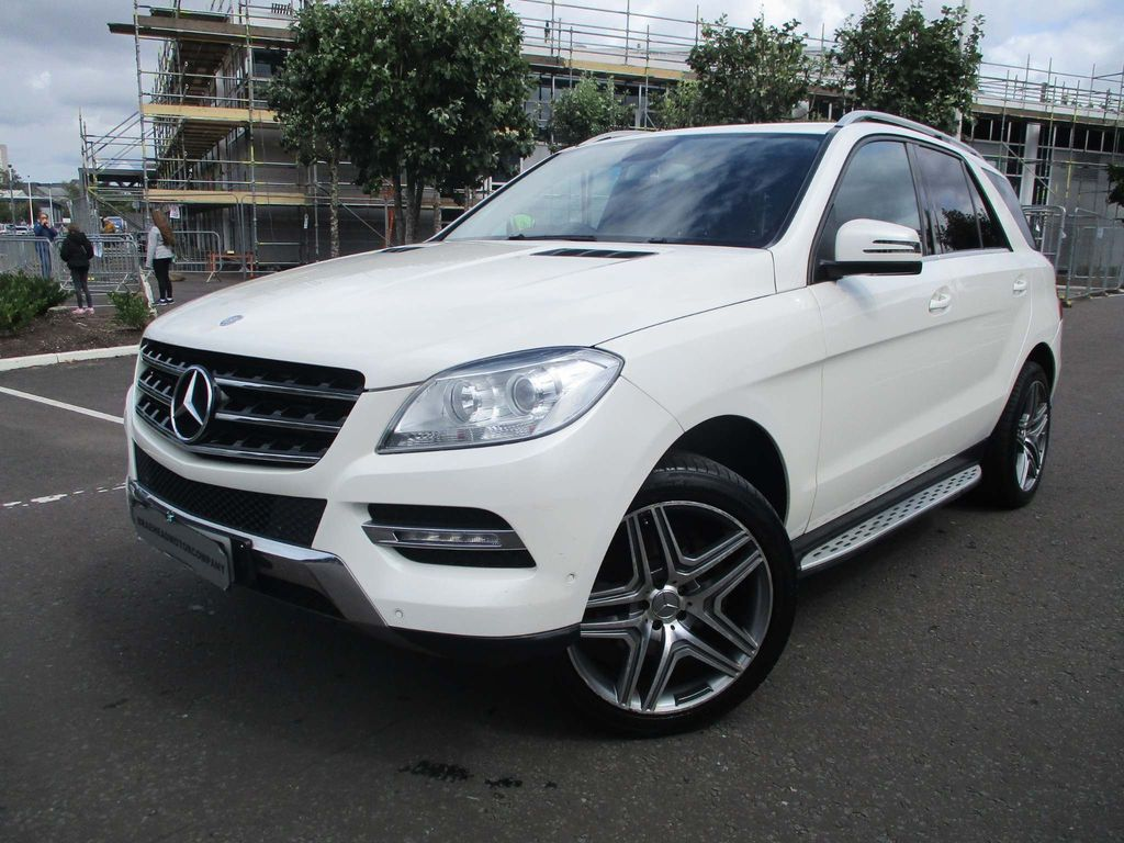 Mercedes-Benz M Class SUV 2.0 ML250 CDI BlueTEC Special Edition 5dr