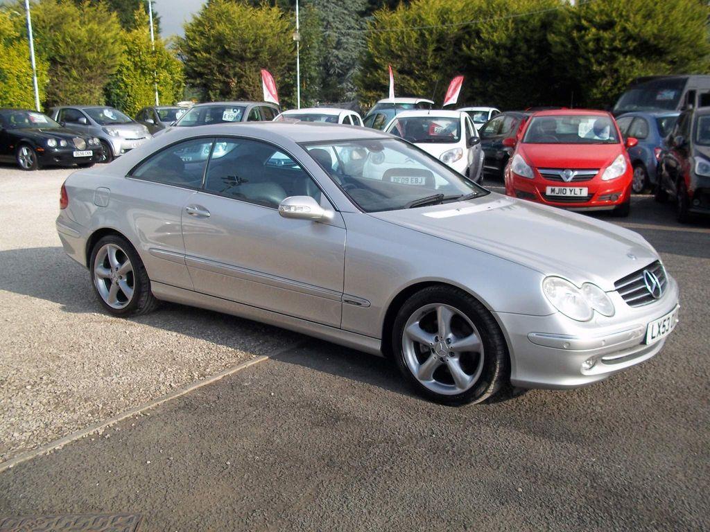 Mercedes-Benz CLK Coupe 2.7 CLK270 CDI Avantgarde 2dr