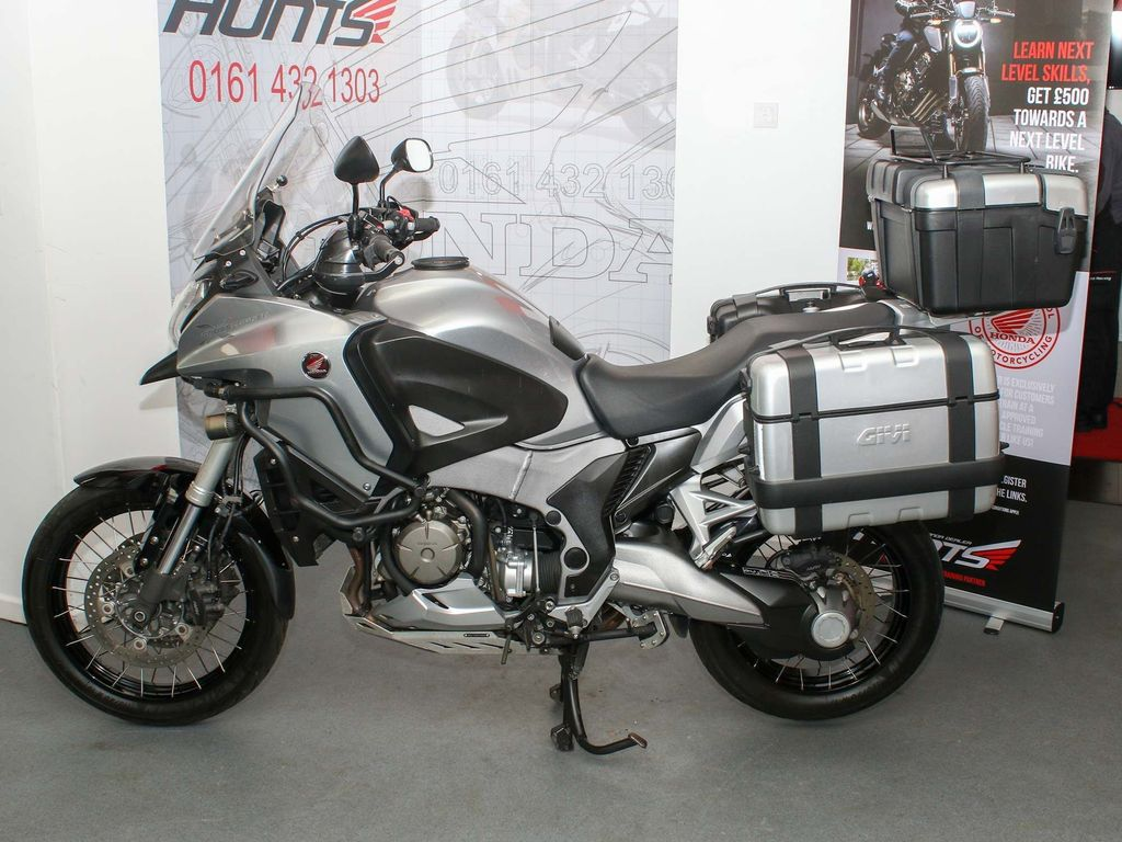 Honda VFR1200X Crosstourer Adventure 1200 X