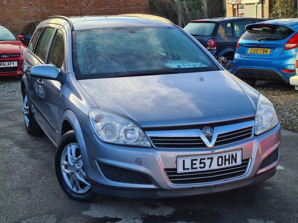 Vauxhall Astra Estate Life 140 1.8