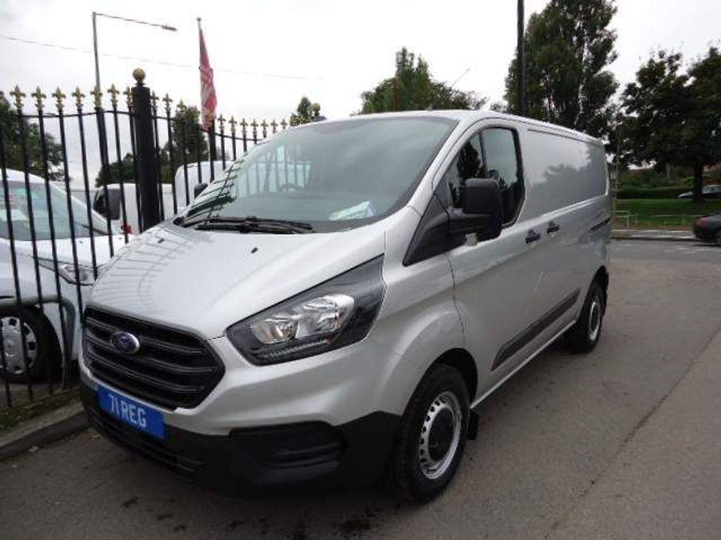 Ford Transit Custom Panel Van 2.0 280 EcoBlue Leader L1 H1 EU6 (s/s) 5dr