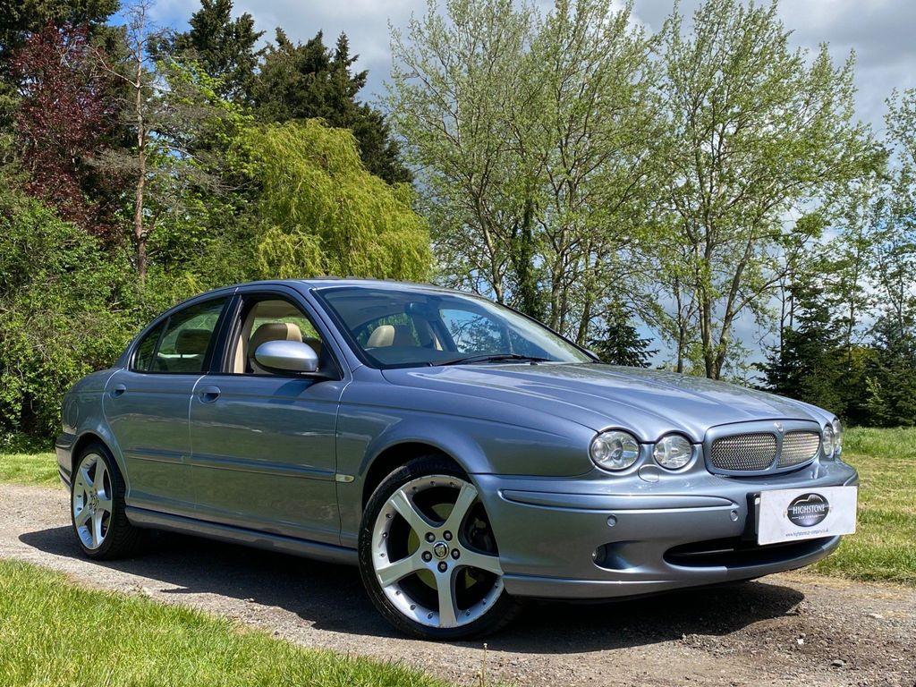 Jaguar X-Type Saloon 2.2 D Sport Premium 4dr