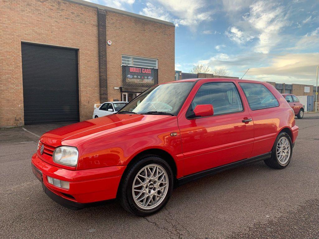 Volkswagen Golf Hatchback 2.8 VR6 3dr