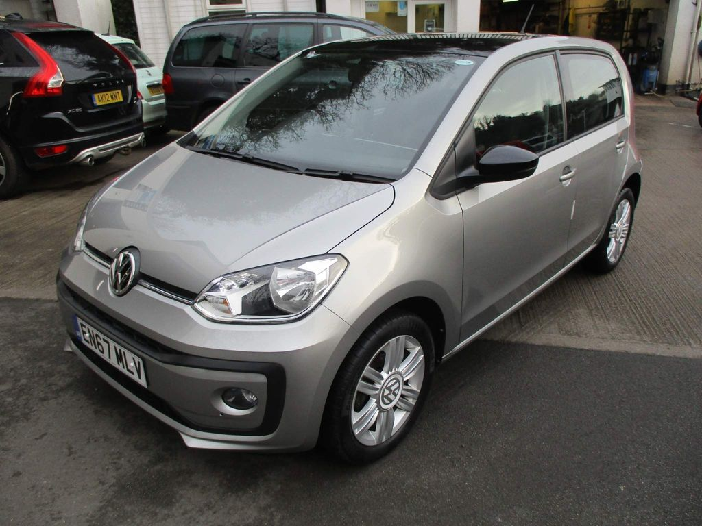 Volkswagen up! Hatchback 1.0 High up! (s/s) 5dr
