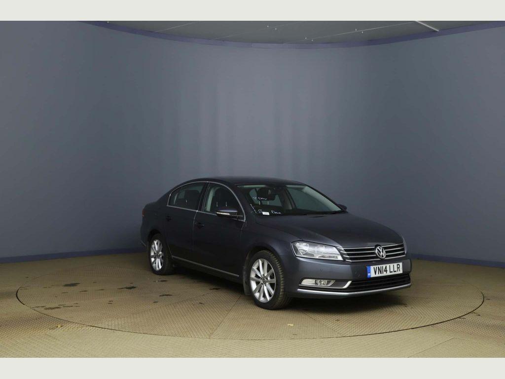 Volkswagen Passat Saloon 2.0 TDI BlueMotion Tech Executive (s/s) 4dr
