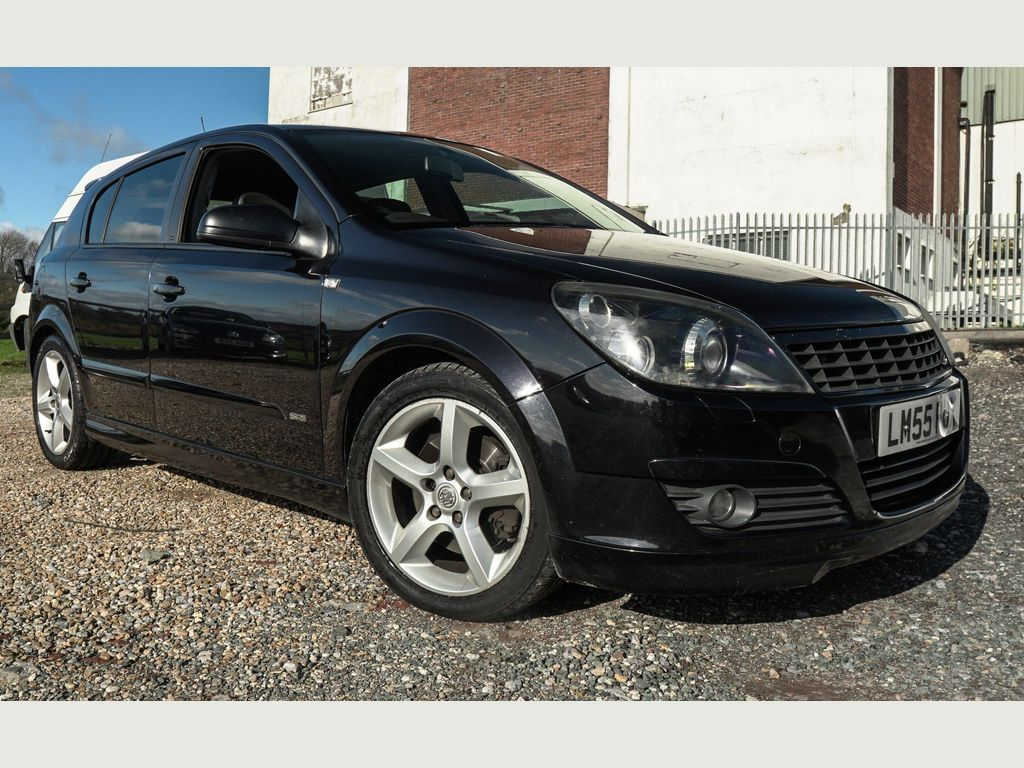 Vauxhall Astra Hatchback 2.0 i 16v Turbo SRi Turbo 5dr