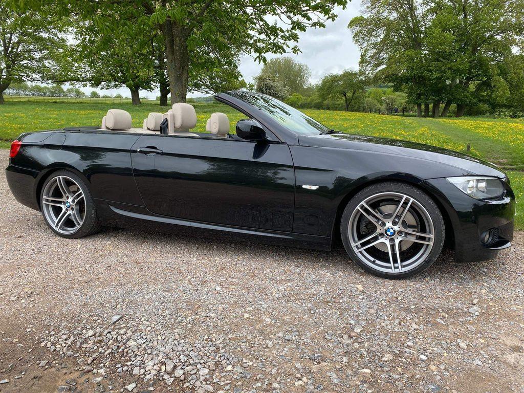 BMW 3 Series Convertible 3.0 325d Sport Plus Edition Auto 2dr