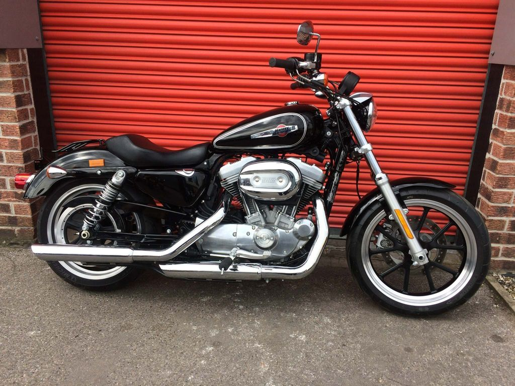 Harley-Davidson Sportster Naked 883 XL Low
