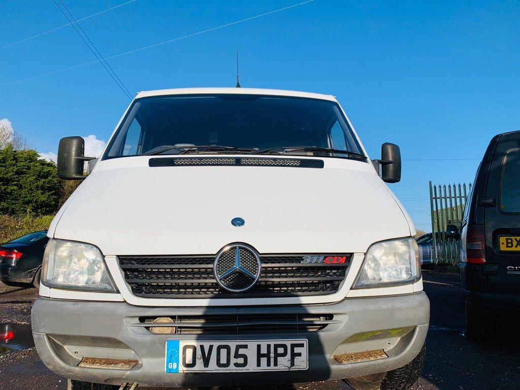 Mercedes-Benz Sprinter Panel Van 2.2 CDI 311 Panel Van 4dr