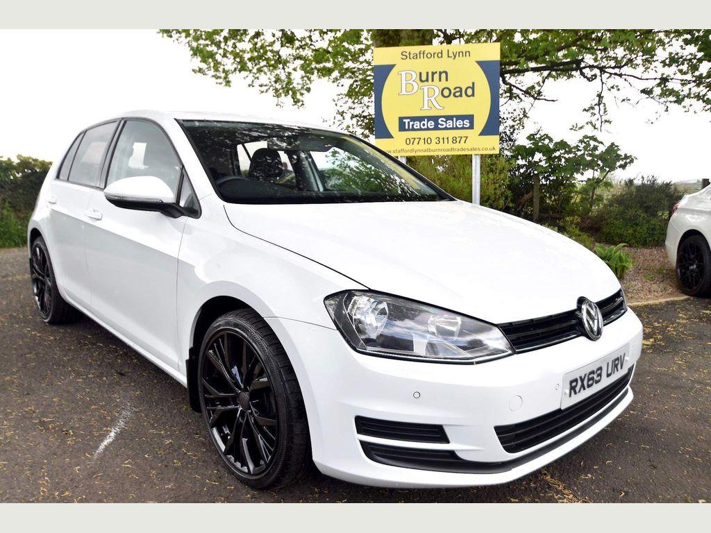 Volkswagen Golf Hatchback 1.6 TDI BlueMotion Tech SE (s/s) 5dr