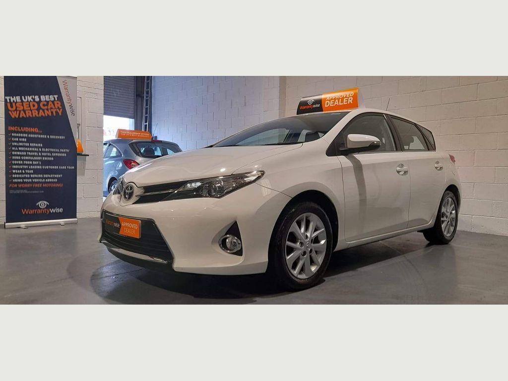 Toyota Auris Hatchback 1.33 VVT-i Icon 5dr