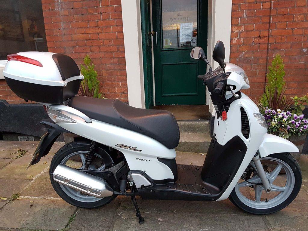Honda SH125 Scooter 125 i