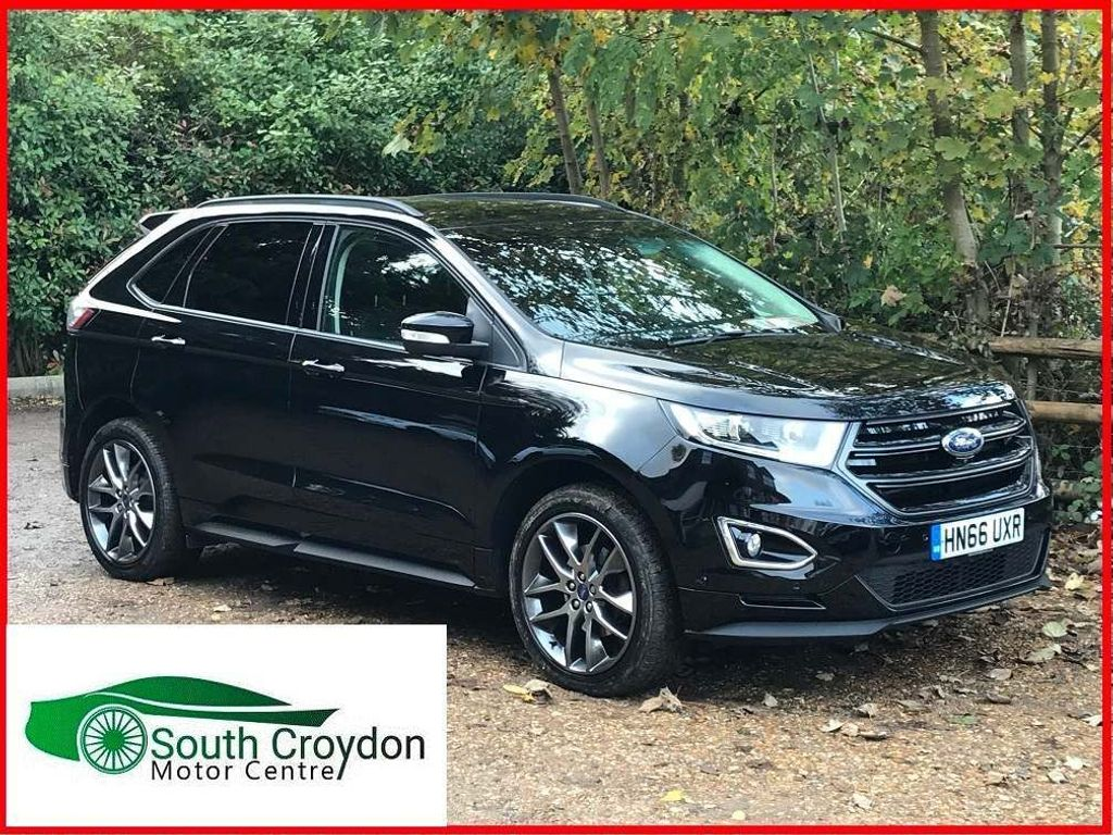 Ford Edge SUV 2.0 TDCi Sport Powershift AWD (s/s) 5dr