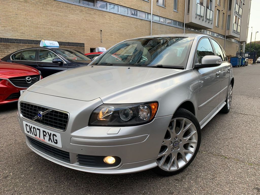 Volvo S40 Saloon 2.5 T5 SE Sport Geartronic 4dr