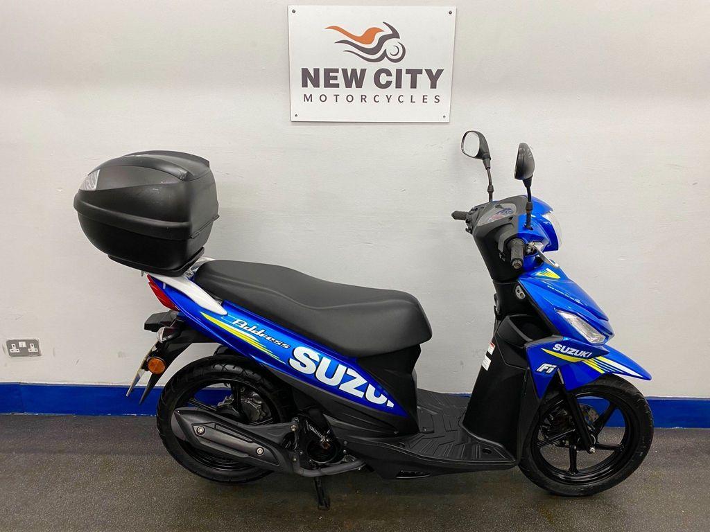 Suzuki Address Scooter Scooter