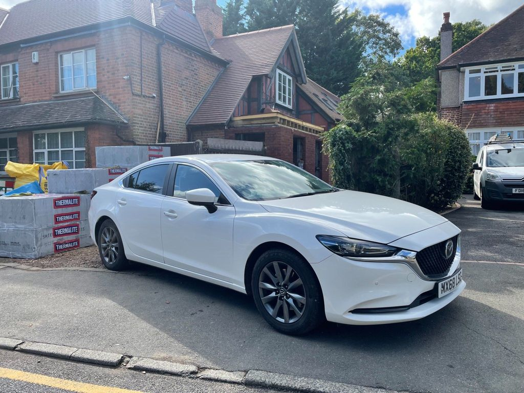 Mazda Mazda6 Saloon 2.2 SKYACTIV-D SE-L Nav+ Auto (s/s) 4dr